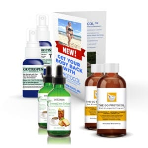 The Go Protocol | Healthy Aging Program - Starter Kit for 2