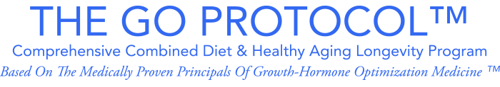 The GO Protocol Treatment – Comprehensive Diet & Longevity Program Logo
